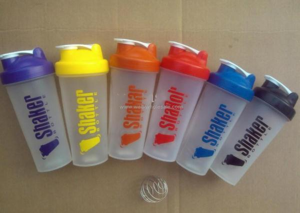 600ml Shaker Bottle With Blend Ball
