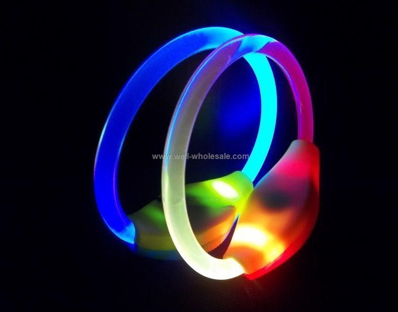 Party Supplies flash bracelet flashing bracelet led bracelet