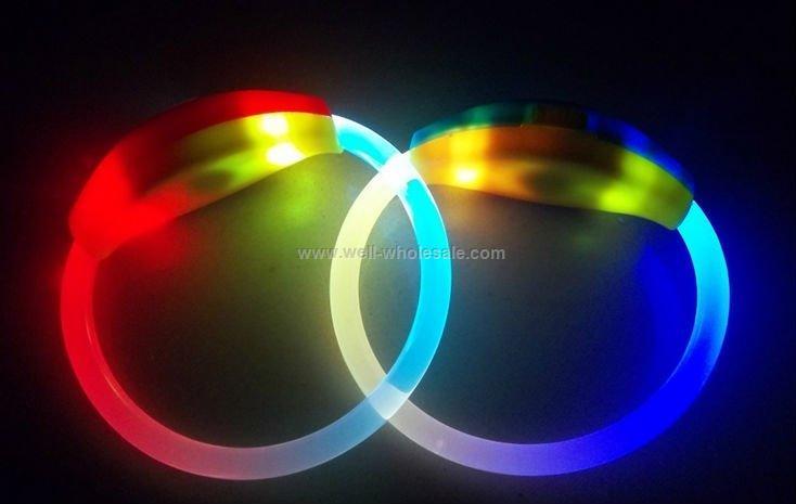 LED Bracelet,Flashing bracelet