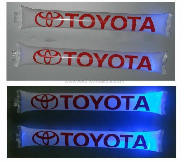 LED cheering stick , light UP cheer stick