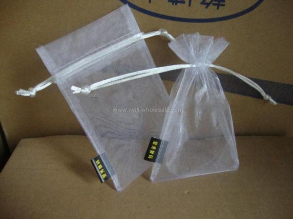 2013 customized logo gift organza bag