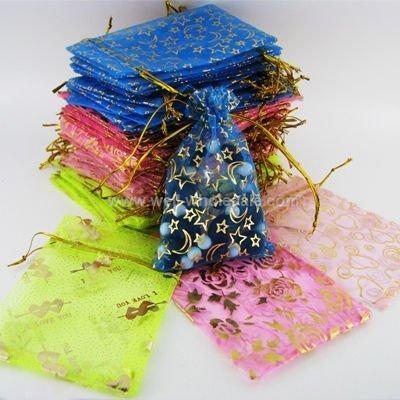 Organza bag for gift