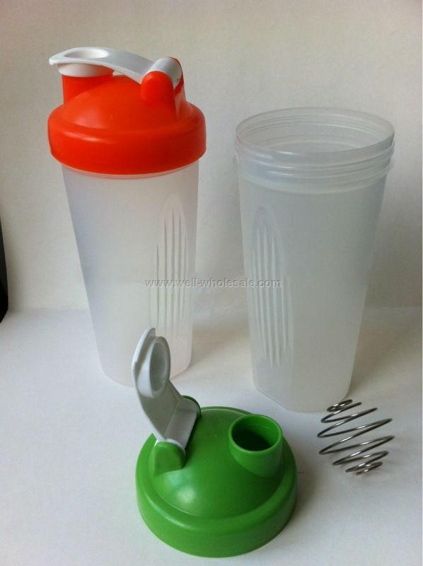600ml BPA Free Protein shaker bottle