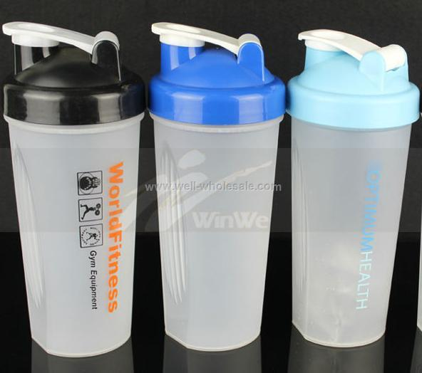 700ml Plastic shaker Bottle BPA Free