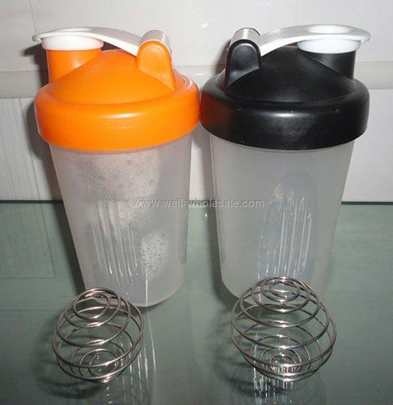 450ml PP protein shaker bottle with BPA free