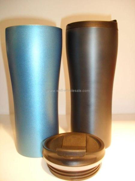 450ml promotion gifts double stainless steel travel mug