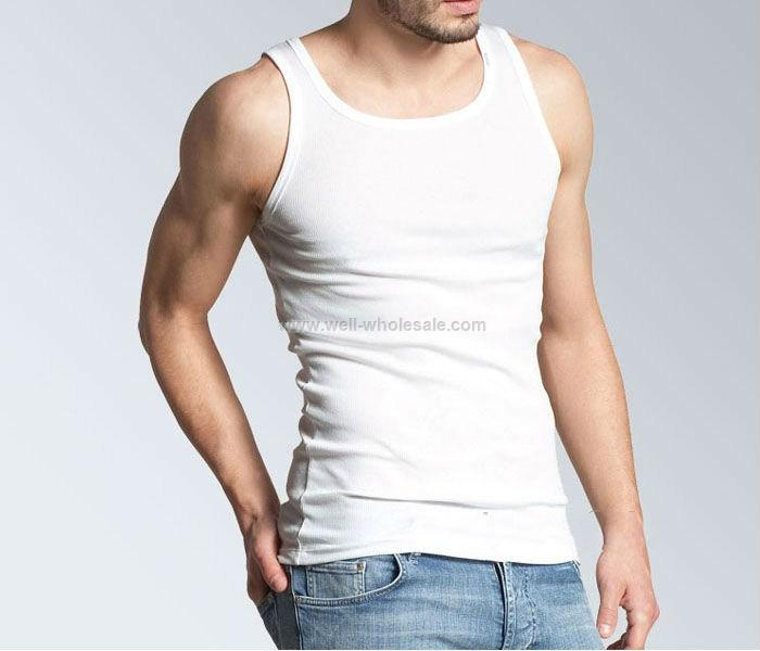 Men Singlet,Mens Gym Fitness Tank Top