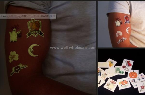 2013 hot sale Eco-friendly fashion mini temporary tattoos
