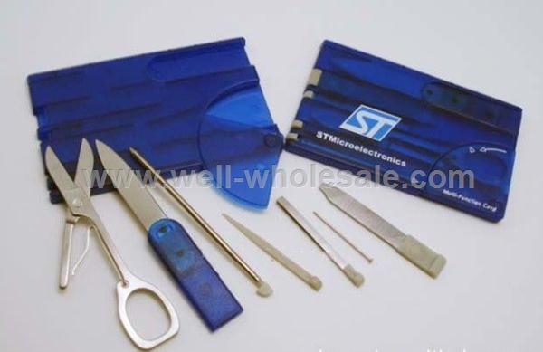 Swiss Multi-funtion Classic Tool card set, Swiss Card Lite