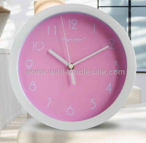 10 inch Plastic Round Wall Clock