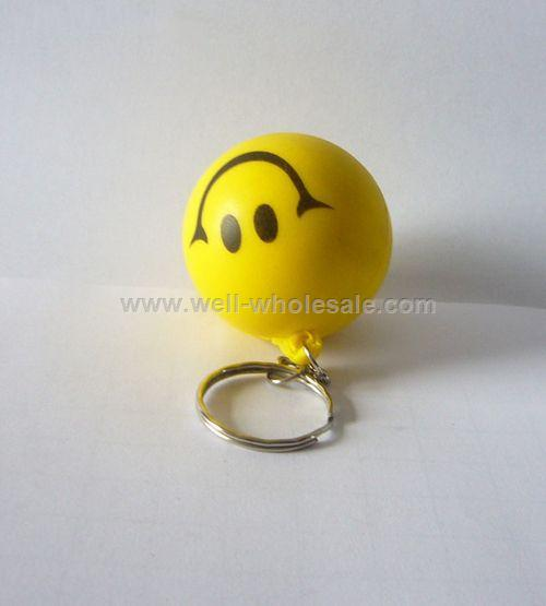 Wholesale Smile face stress ball