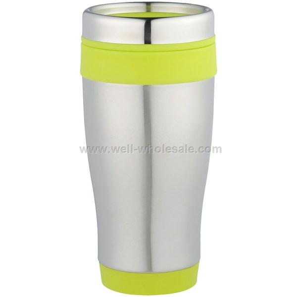 promotional stainless steel mugs