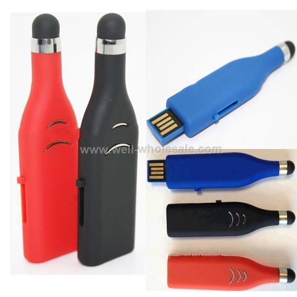 2-in-1 Mini Touch Pen USB Flash Drive