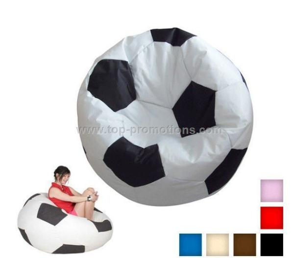 Soccerball bean bag chair