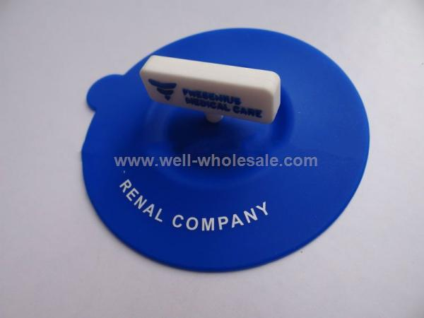 silicone mug lid
