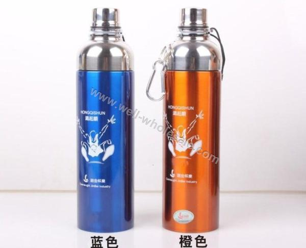 Double Wall Stainless Steel Vacuum Flask Mugs