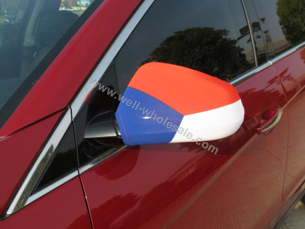 custom car mirror cover
