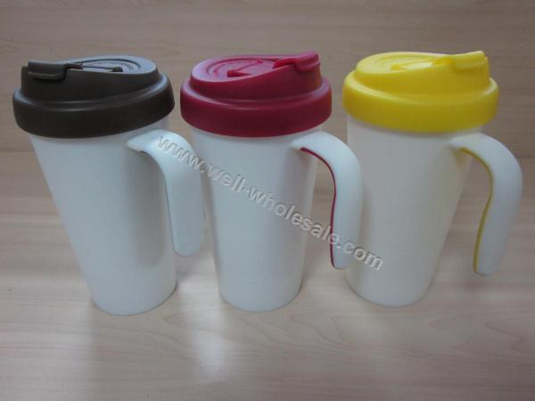 16 oz plastic Coffee cup