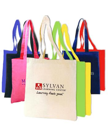 Advertising Cotton Shopping Bags