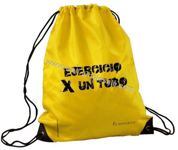 Nylon Shoe Bag Drawstring Bag