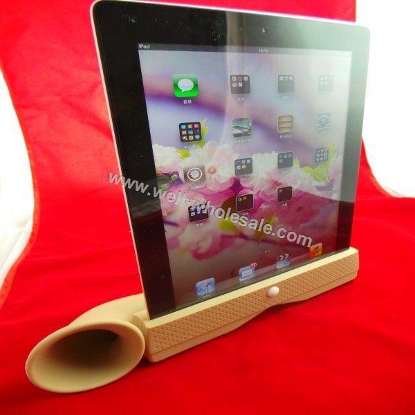 Silicone iPad Speaker