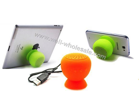 portable silicone speaker