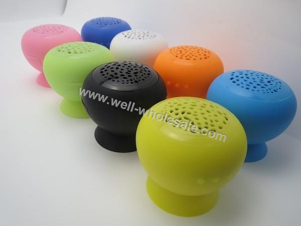 silicone speaker