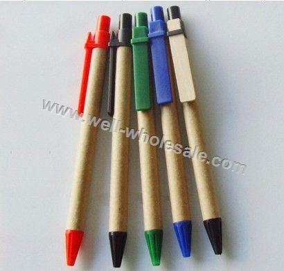 Ecological ballpoint pen
