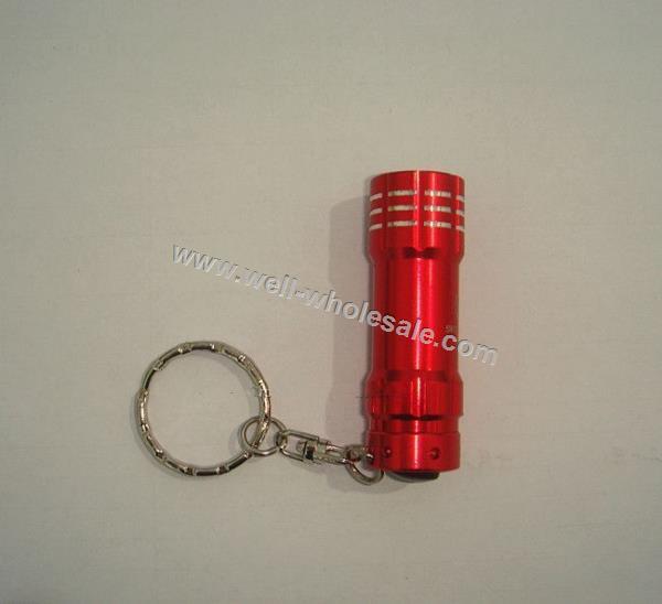 custom LED torch keychain