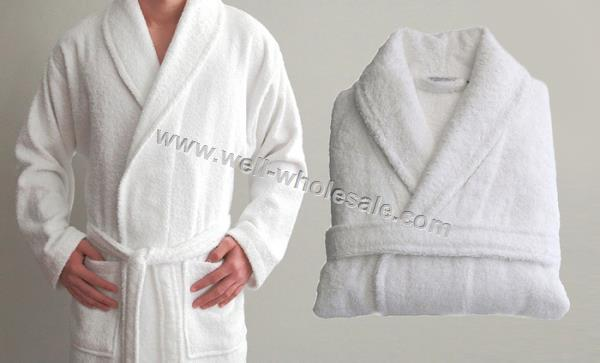 bathrobe,cotton bathrobe,hotel towel bathrobe