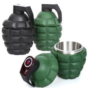 stainless steel grenade cup