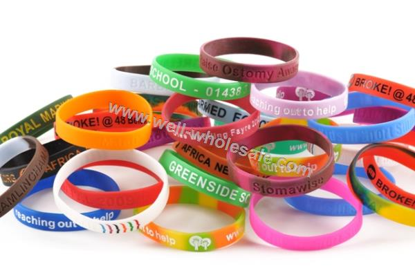 Promotional Silicone wristband