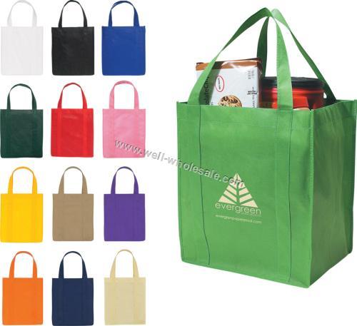 custom woven bags non woven fabrics