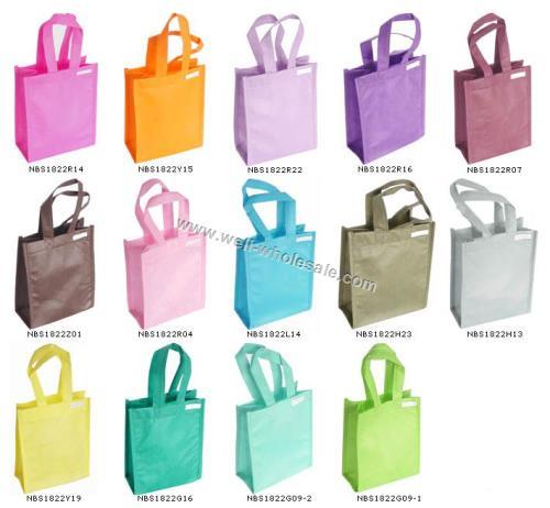 Custom Woven Shopping Bag
