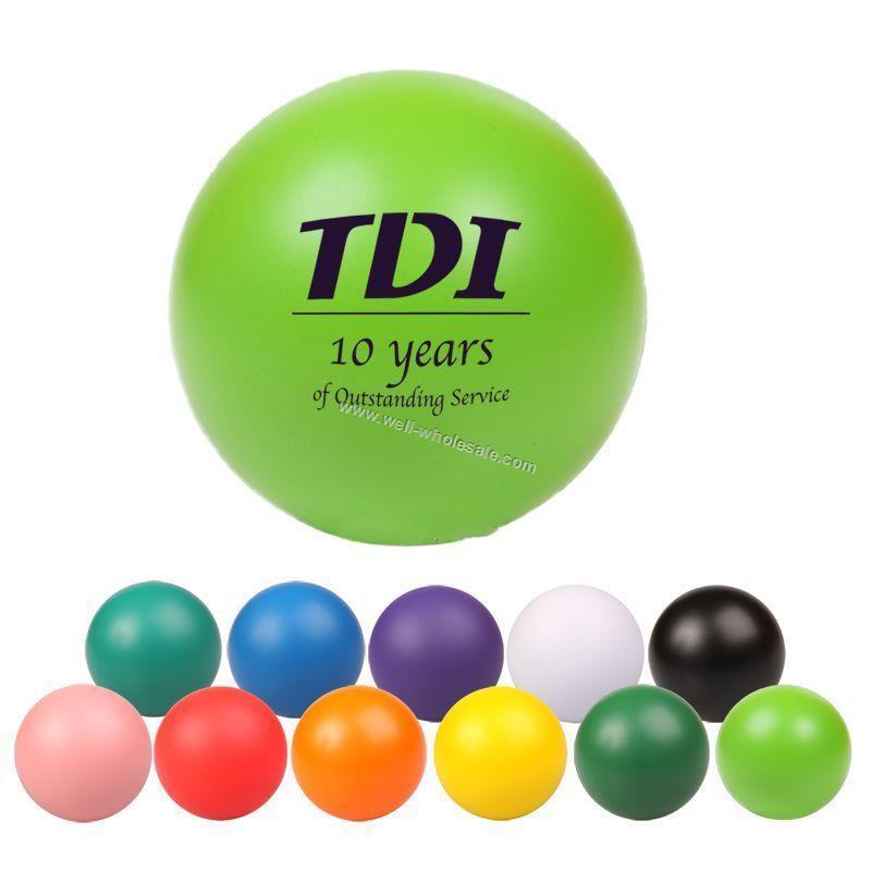 PU Round stress ball,best stress ball