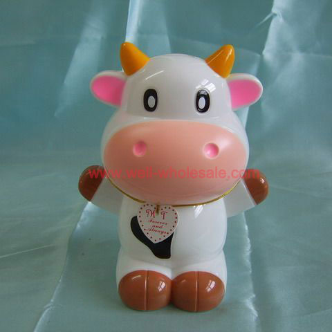 "promotional 7"" kids piggy banks"