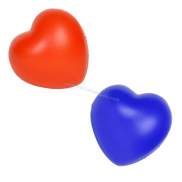 PU Stress Ball-red heart,Heartbeat Stress Ball,Pu Stress Heart