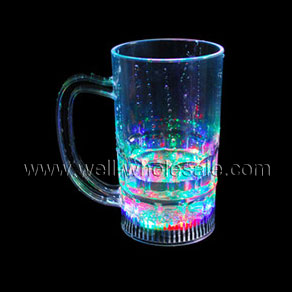 Flashing Beer Cup