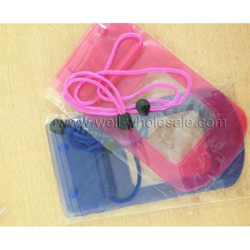 wholesale waterproof phone bags