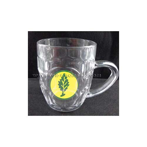 wholesale 5 oz glass beer mug