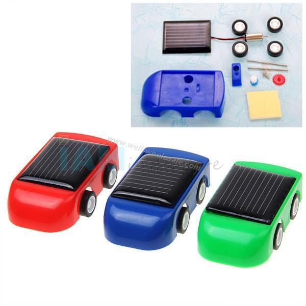 Mini Solar Car,Plastic mini solar car toy