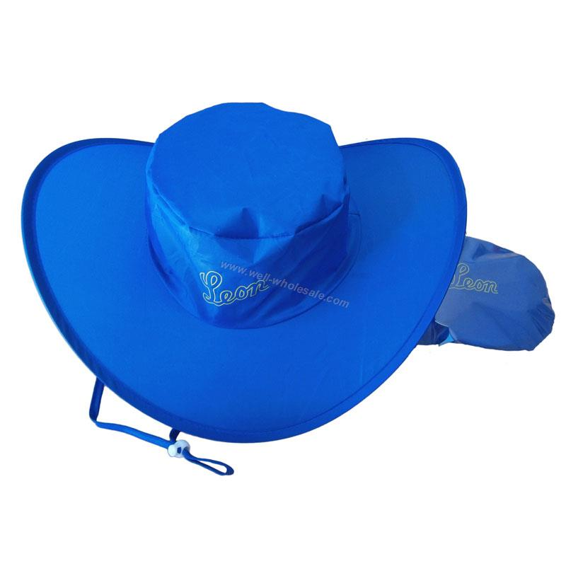 promotional foldable cap