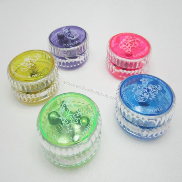 Plastic led Yoyo Ball