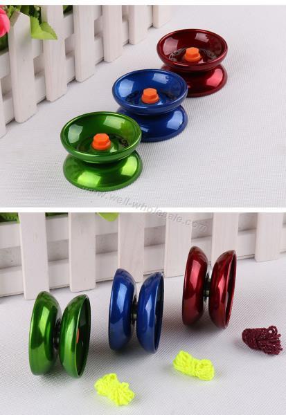 alloy metal yoyo ball