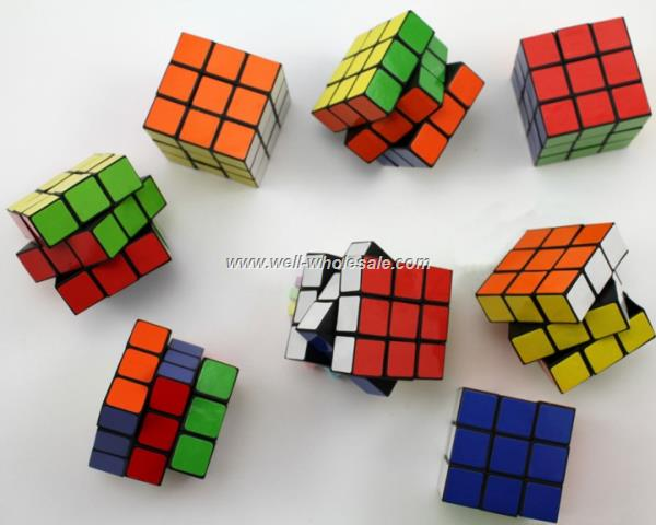 3 Layers Puzzle Cube