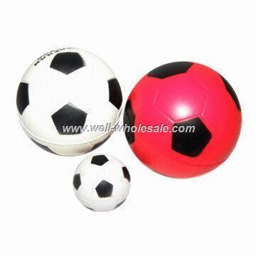 PU stress ball promotional foam football