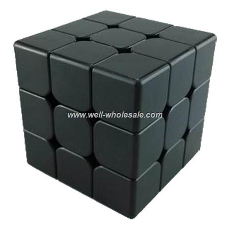 3x3x3 Speed Cube Enhanced Edition Black