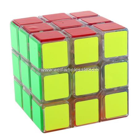 Magic Cube Transparent