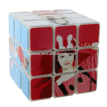 Custom Magic Cube-Create Personalized Custom Stickers Magic Cube
