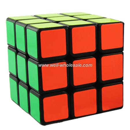Speed Cube Sticker Version Black